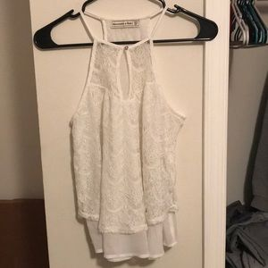 Abercrombie & Fitch halter top